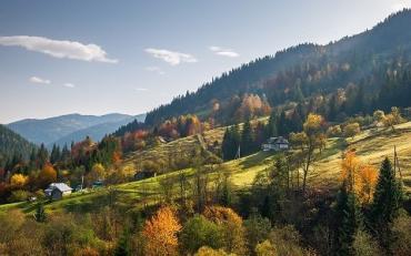 Осень зовет в Закарпатье