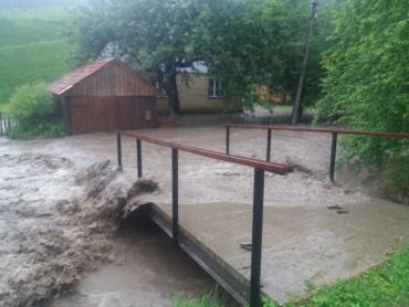 Закарпаття оговтується після вчорашнього дощового потопу