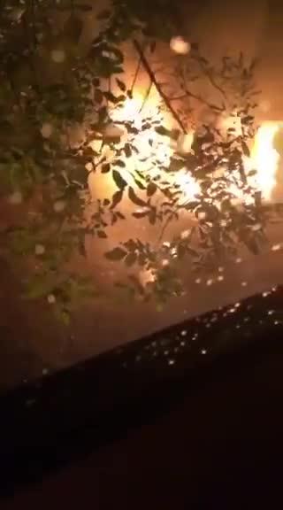 В Ужгороде под утро подожгли автомобиль чиновника