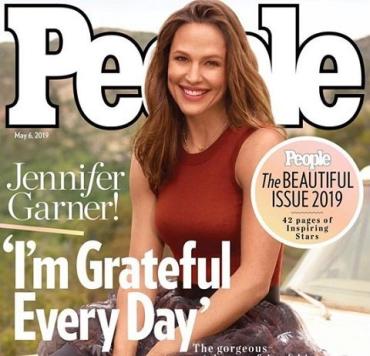 People назвал женщиной года Дженнифер Гарнер