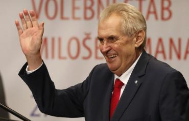 Президент Чехии попросит Зеленского об автономии Закарпатья - СМИ