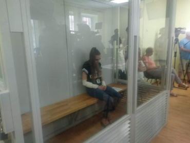 В Закарпатье суд избрал меру пресечения для виновницы страшной аварии