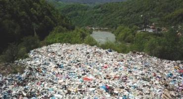 Село Квасы Раховского района, где рядом с турбазой с лечебной минеральной водой раскинулась огромная свалка