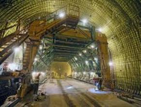Бескидський тунель зможе пропускати до 100 пар поїздів на добу