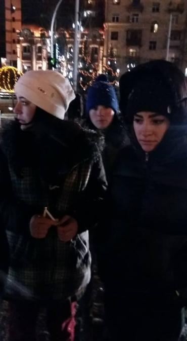 В Києві затримали закарпатських злодюжок