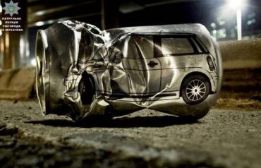 Чотирьох п'яних водіїв затримала за добу патрульна поліція Закарпаття