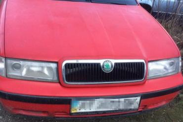 Мукачівські патрульні зупинили водія авто марки «Skoda Octavia» за порушення ПДР...