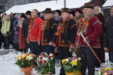 У Ясінях на Рахівщині відзначили 99-ту річницю Гуцульської республіки.