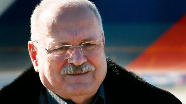 Екс-президент Словацької Республіки Іван Гашпарович