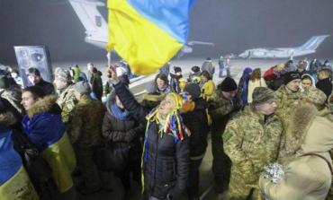 Закарпатська бригада повернулася з Донбасу
