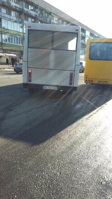 В Ужгороді водій маршрутки різко висловився на адресу хворих.