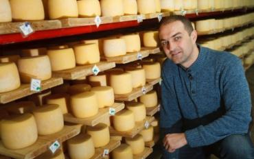 Олександр Коваль, старший викладач УжНУ, експерт у сфері туризму та регіонального маркетингу, член ГС «Карпатський смак»