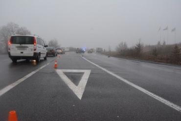 56-річний житель Мукачівщини загинув під колесами вантажівки
