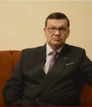 Голова Ради адвокатів Закарпатської області Олексій Фазекош