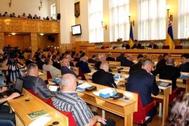Які питання розглядатимуть депутати Закарпаття на черговій обласній сесії?