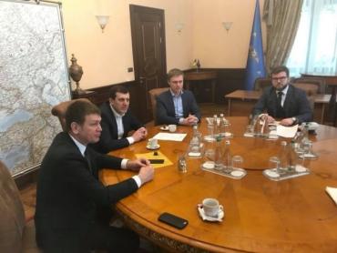Закарпатські нардепи домовлялися із Укрзалізницею про нові внутрішні та міжнародні рейси