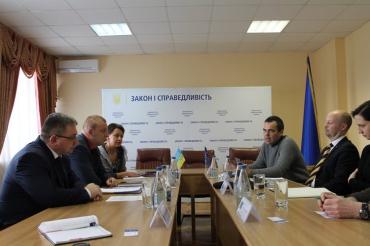 Прокурори Закарпаття зустрілися з делегацією КМЄС в Україні