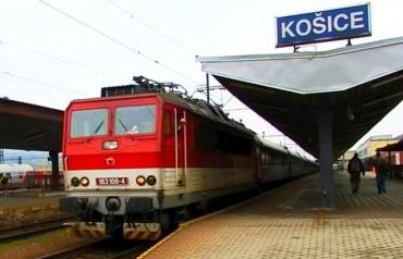 Кошице та Ужгород планують з'єднати поїздом, який згодом курсуватиме до Братислави і Праги