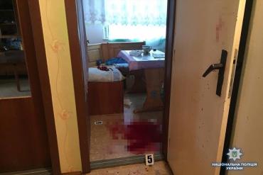 Головуправління Нацполції у Закарпатській області повідомляє про пролиту кров