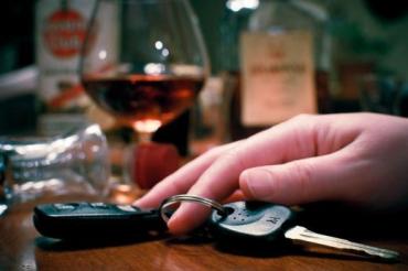 У Чопі поліцейські спіймали п'яного водія з понад 3 проміле алкоголю в крові