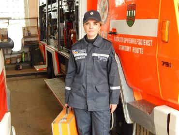 Історія фельдшера-рятувальниці Людмили Ціпкало із Закарпаття