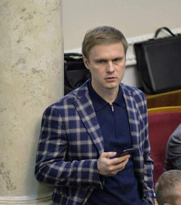 Народний депутат України від Закарпаття Валерій Лунченко