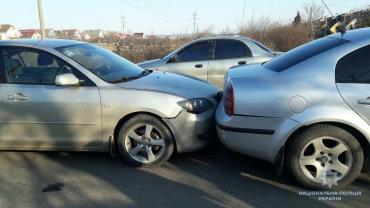 Закарпатська поліція затримала трьох нетверезих водіїв