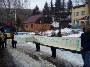 Хустський суддя Михайло Довжанин знову виніс незаконне рішення проти громади Березова у справі МГЕС