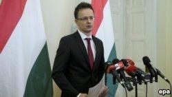 Угорщина апелює до ОБСЄ через підпал офісу Товариства культури угорців в Ужгороді