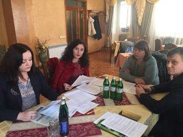 Ужгород. Експертна зустріч з питань ромської національної меншини