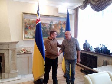 УНСО на захисті України. Зустріч з Геннадієм Москалем