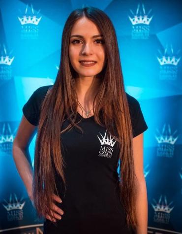 Закарпатка Іванна Климчук потрапила у півфінал Міс Чеська Республіка