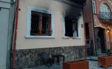 Затримані ужгородські підпалювачі є мешканцями Черкас і Кропивницького