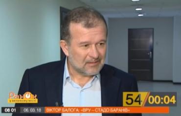 Нардеп Віктор Балога відповів на 55 провокаційних запитань