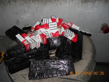 Цигарки в «запасці» – невдале рішення для подорожі до Італії через Закарпатську митницю