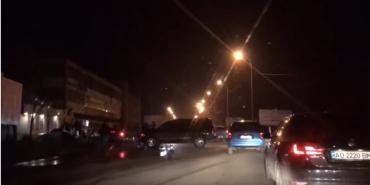 В Ужгороді трапилась ДТП за участі 2-х іномарок