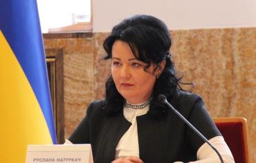 Руслана Натуркач — новий керівни апарату Закарпатської ОДА