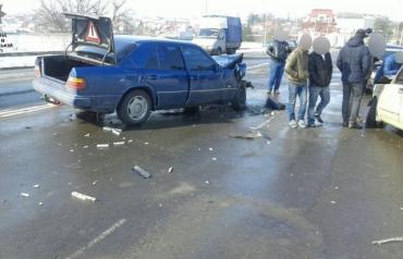 У Мукачеві у ДТП постраждали троє людей