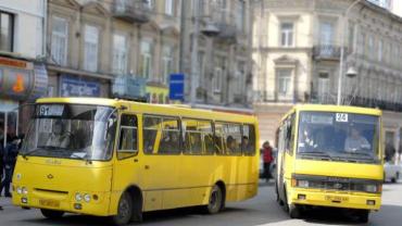 У сусідньому з Ужгородом Львові хочуть заборонити маршрутки