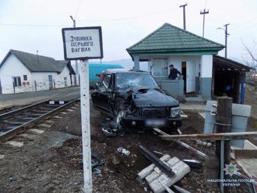 Поліція Закарпаття встановлює обставини ДТП на залізниці