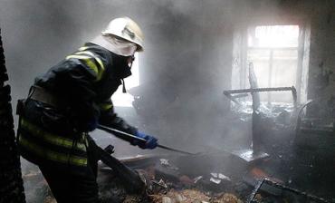 На Берегівщині чоловік згорів у власному ліжку