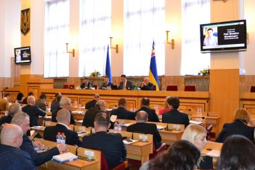 Друге пленарне засідання 10-ї сесії Закарпатської облради вже завтра, 29 березня