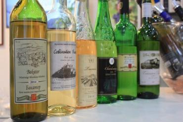 """Закарпатські вина """"пішли світом"""""""