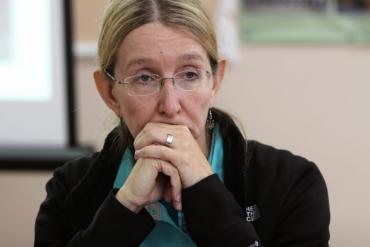 Комітет ВР України з питань охорони здоров'я висловив недовіру Уляні Супрун