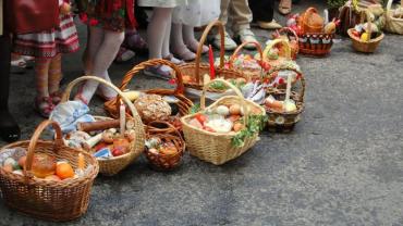 Де святитимуть паски в Ужгороді?