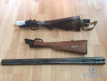 За добу 13 закарпатців звернулися до поліції, щоб добровільно здати зброю