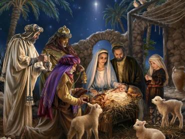 Христос народився! Славімо його!