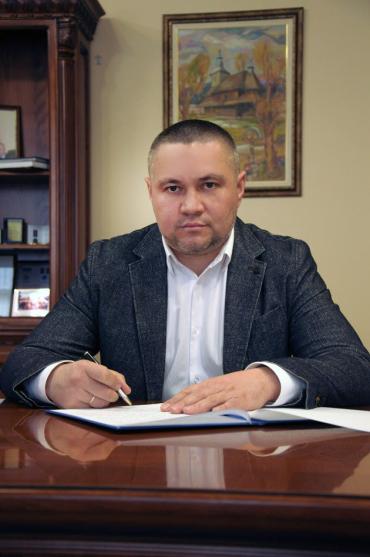 Олег Воєводін, начальник Закарпатського Управління Служби безпеки України