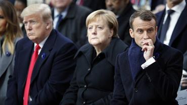 Европа в недоумении – похоже США хочет сделать из нее дурочку