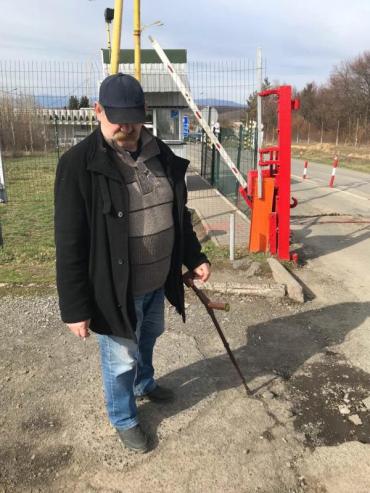 Закарпаття. Порушника міграційного законодавства з громадянством Словаччини примусово повернули додому